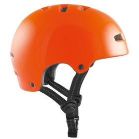 TSG Nipper Maxi Solid Color Helm Kinderen, oranje